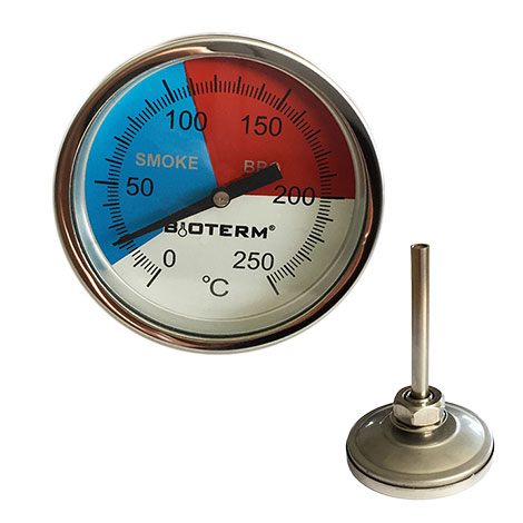 Storslået Grilltermometer | Termometer universal | Termometer til grill AB25